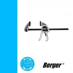 BERGER egykezes párhuzamszorító alumínium 450mm