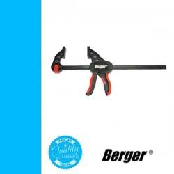 BERGER egykezes párhuzamszorító üvegszálas 900mm