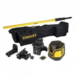 Stanley SLL 360 Lézer készlet tartórúddal