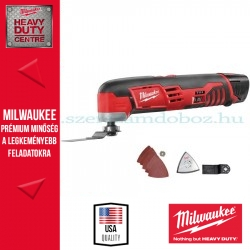 Milwaukee C12 MT-402B Akkus Multifiunkciósgép
