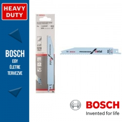 Bosch Szablyafűrészlap, S 123 XF Progressor for Metal - 5db