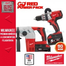 Milwaukee M28 Pack G-502X Erőcsomag