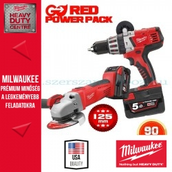 Milwaukee M28 Pack H-502X Erőcsomag