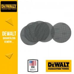 DEWALT DTM8565-QZ EXTREME Tépőzáras csiszolóháló zsiráf csiszolóhoz 225 mm 120 g - 5 db/csomag
