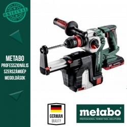 METABO KHA 18 LTX BL 24 Quick  kombikalapács 2x LiHD 4,0Ah