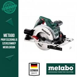 METABO KS 55 FS Körfűrész koffer 1200W