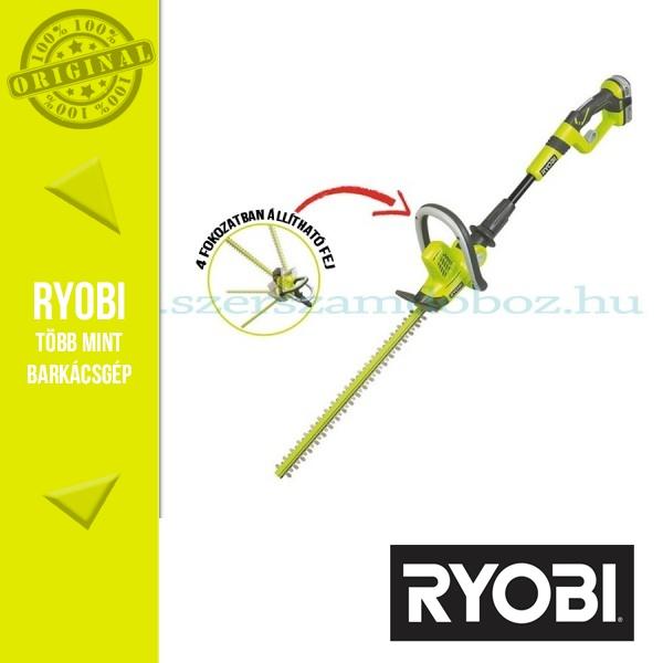 Ryobi RHT1850XLI Akkus sövényvágó nagy eléréssel