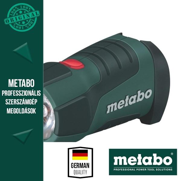 Metabo Power LED  10,8 V Akkus lámpa