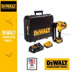 DEWALT DCN660P2-QW 18V XR Li-Ion kefe nélküli 16Ga szögező 5.0Ahrn