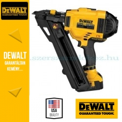 DeWalt DCN693P2-QW 18V Fémkapcsozó