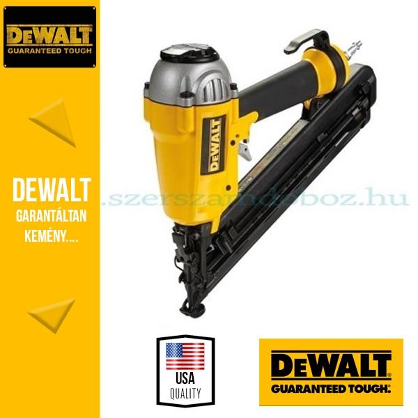DeWalt DPN1564A-XJ Szögező fejnélküli szögekhez
