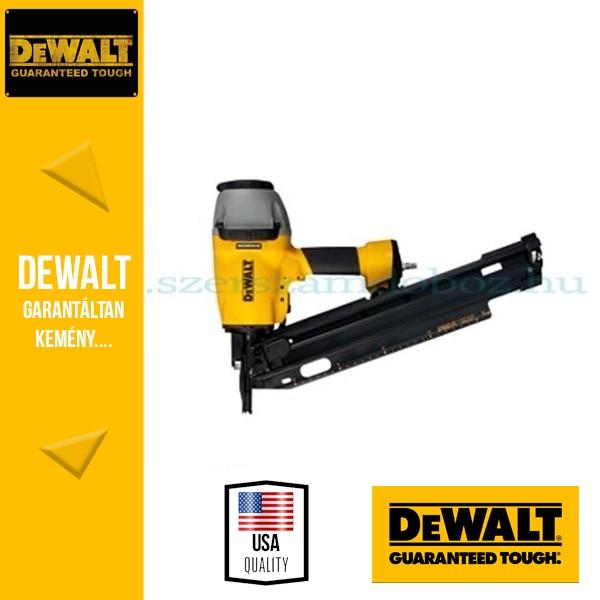 DeWalt DPN9021PL-XJ Műanyagtáras keretszögező