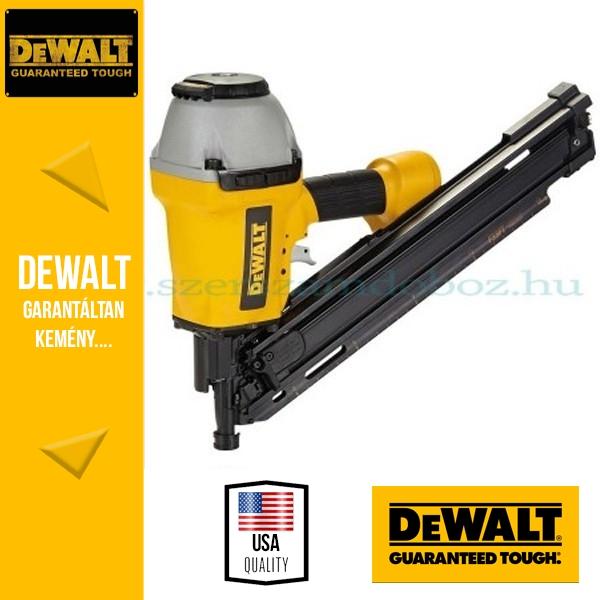 DeWalt DPN9033-XJ Rövid táras keretszögező