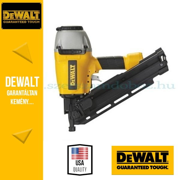 DeWalt DPN9033SM-XJ Rövid táras keretszögező