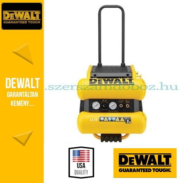 DeWalt DPC16PS-QS Kompresszor