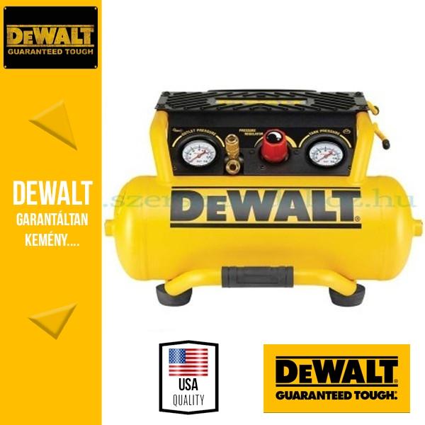 DeWalt DPC10RC-QS Kompresszor