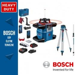 Bosch GRL 600 CHV Professional Forgólézer,állvánnyal,flexi léccel