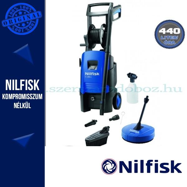 Nilfisk-ALTO C130.1-6 PCA XTRA magasnyomású mosó
