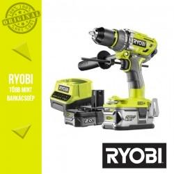RYOBI R18PD7-252S akkus ütvefúró-csavarozó 18V,  2,0-5,0Ah akkumulátor + töltő