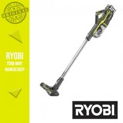 RYOBI R18SV7-140G akkus porszívó 18V - 4Ah akkumulátorral, töltővel