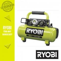 RYOBI R18AC-0 akkus kompresszor, 8.3bar, 3.8L, 18V - alapgép