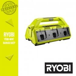 RYOBI RC18627 akkumulátor töltő 18V