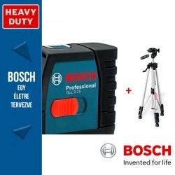 Bosch GLL 2-15 Professional Vonallézer + BS 150