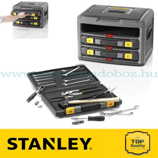 Stanley Műhely fiókos szerszámos készlet 70db-os