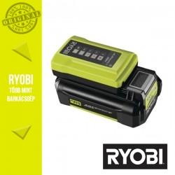 RYOBI RY36BC17A-140 akkumulátor töltő és 1 db Lithium+ akkumulátor, 36 V, 4.0 Ah
