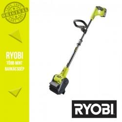 RYOBI RY18PCB-140 akkus járólap és térkő tisztító súroló kefével, 18 V, 1 x 4.0 Ah Li-ion akkumulátor, töltő