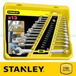 Stanley Csillag-villáskulcs készlet 13 db