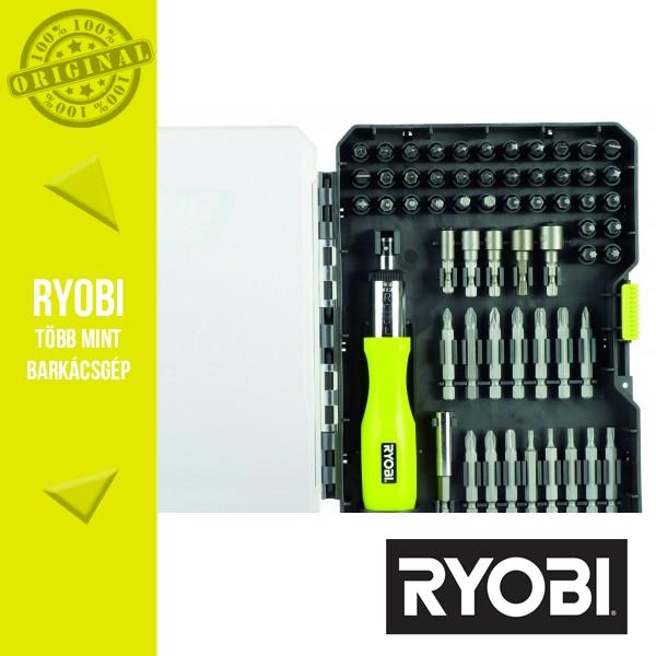 Ryobi RAK59SD Csavarozó bit készlet 59db-os