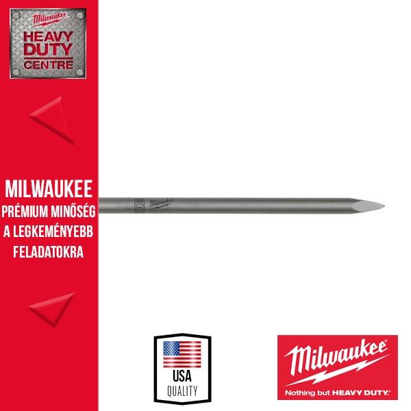 Milwaukee hegyesvéső SDS-Max 280mm