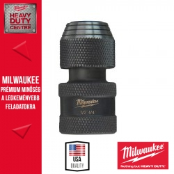 "Milwaukee Shockwave Adapter 1/2""-1/4"""