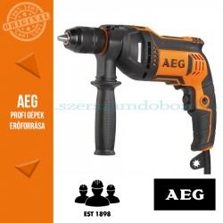 AEG SBE 750 RE Ütvefúró