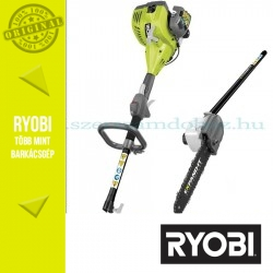 Ryobi RPH26 Meghajtó EXPAND-IT adapterekhez + ágvágó adapter
