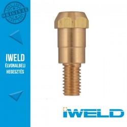 IWELD Közdarab IGrip MIG240 / 240W M6 / L 26 mm