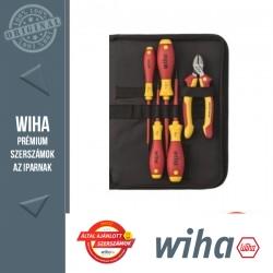 WIHA Professional VDE szerszámtáska - 5 részes