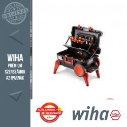 WIHA XXL III Electric villanyszerelő szerszámkoffer - 100 részes