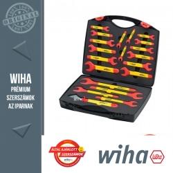 WIHA VDE szigetelt villáskulcs készlet - 20 részes 6-32 mm