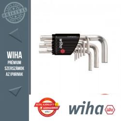 WIHA Compact imbuszkulcs készlet - 9 részes