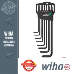WIHA MagicSpring TORX hosszú kulcs készlet - 8 részes T9-40