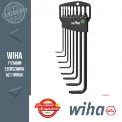 WIHA Classic gömbvégű TORX kulcs készlet - 8 részes T9-40