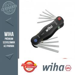 WIHA PocketStar vegyes kulcs készlet - 9 részes SL+PH+SW+T