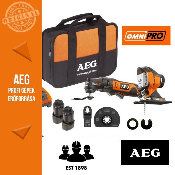 AEG Gépcsomagok