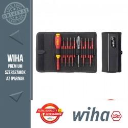 WIHA SoftFinish electric slimVario VDE csavarhúzó készlet - 16 részes SL+PH+PZ+SL/PZ+T
