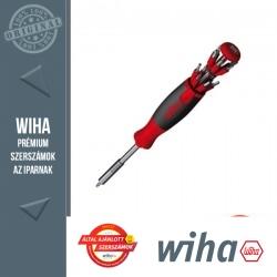 WIHA LiftUp 26one bittartó készlet - 13 részes SL+PH+PZ+T+SW+Rob