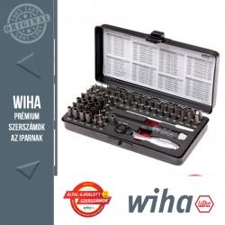 WIHA MicroBit ESD bit készlet - 65 részes