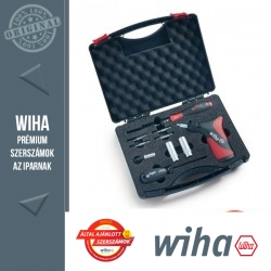 WIHA TPMS keréknyomás-ellenőrző szerelő készlet - 12 részes