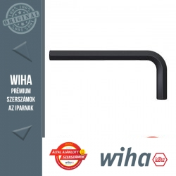 WIHA imbuszkulcs - SW 8,0x105 fekete